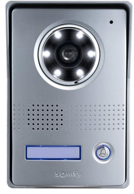 Test et avis somfy v400 un visiophone m moire d 39 image au top - Visiophone somfy v400 ...