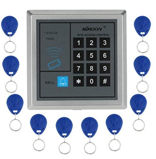 clavier digicode avec badge rfid