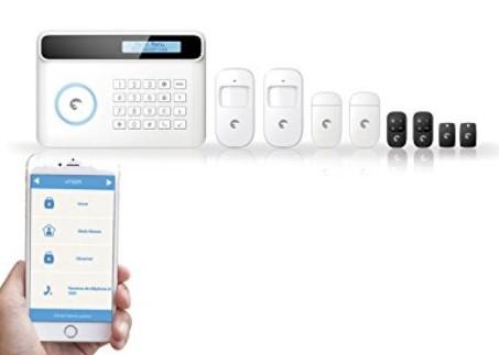 kit alarme connectee multi-usage