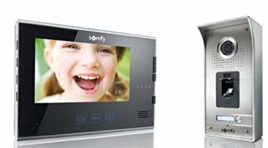 portier video somfy v600 avis
