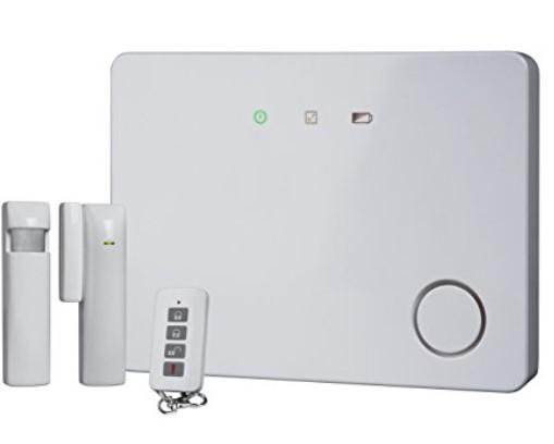 smartwares systeme alarme connectee ip