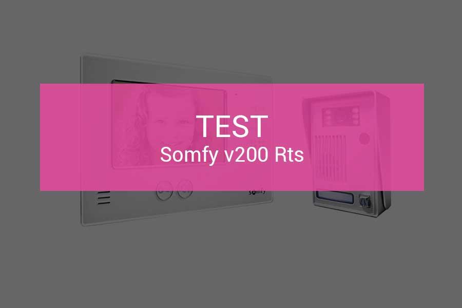 test-visiophone-somfy-v200